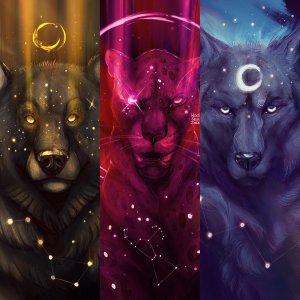 The Star Gods by WolfSkullJack