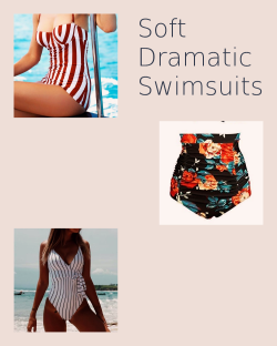 Soft Dramatic Swimsuits