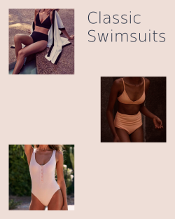 Classic Swimsuits