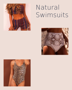 Natural Swimsuits