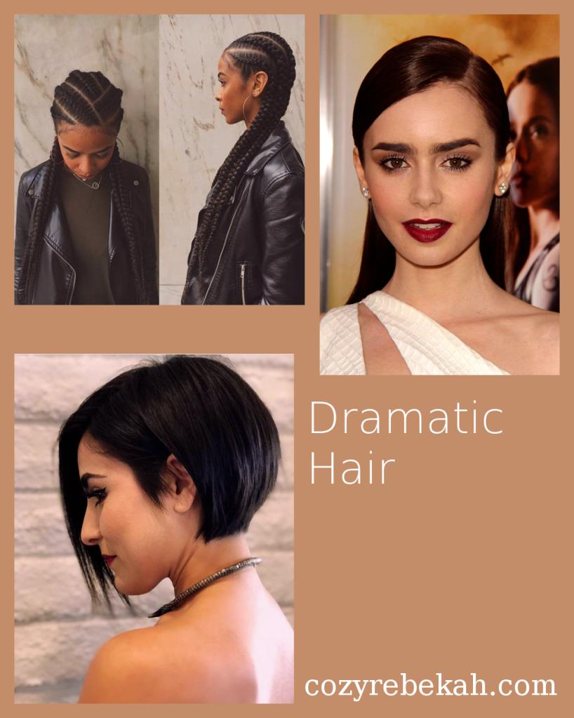 Dramatic Hair