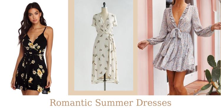 Romantic Summer Dresses